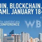 Ingressos para a próxima conferência de Bitcoin em Miami não podem mais ser comprados com Bitcoin