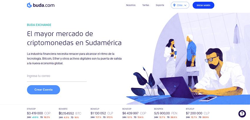 A corretora de criptomoedas baseada no Chile, SurBTC, anunciou seu rebranding. De agora em diante, a plataforma de negociação será chamada de Buda.com.