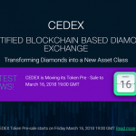 Cedex – elevando o Status Quo no mercado de diamantes