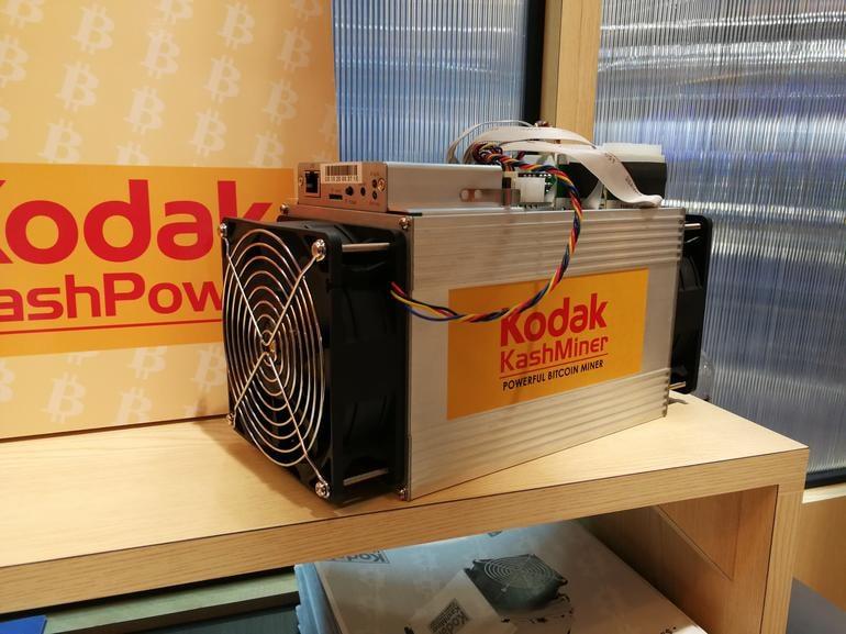 Ações da Kodak continuam a crescer no contexto da notícia sobre ICO. BTCSoul.com