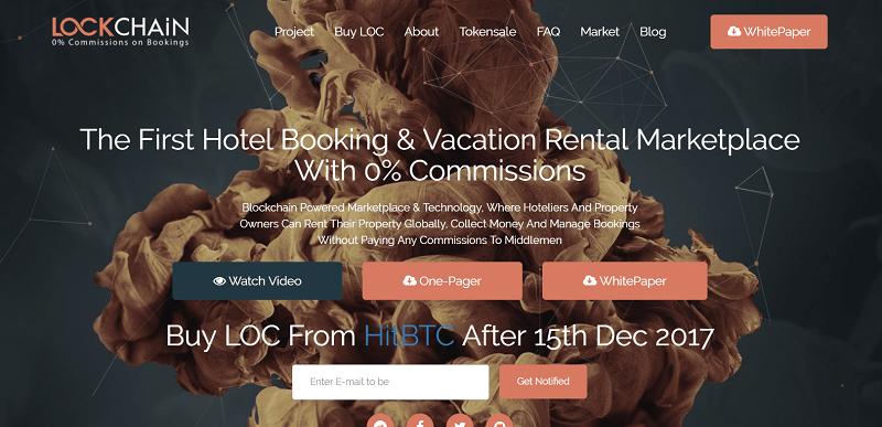 """A LockChain – empresa desenvolvendo um mercado descentralizado para viajantes – contou em seu blog sobre a conclusão de acordos de parceria com """"quase 100 mil hotéis em todo o mundo""""."""