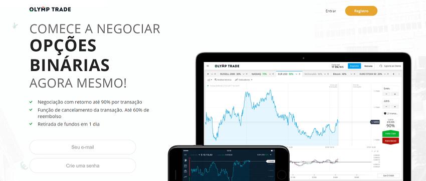 A plataforma de investimento Olymp Trade adicionou oito novos ativos criptográficos à sua plataforma de negociação.