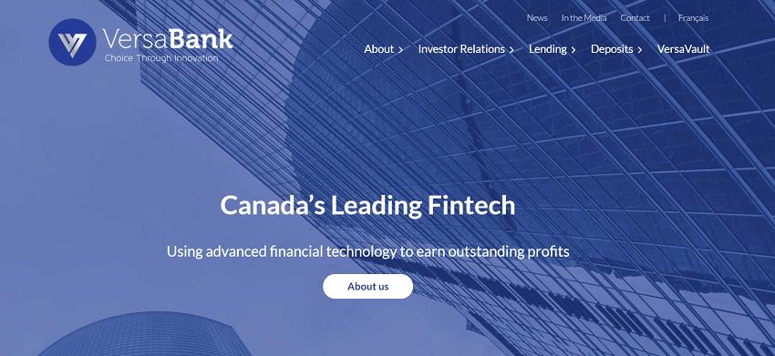 O menor banco canadense – em termos de volume de ativos –, VersaBank, anunciou a criação de uma loja digital de criptomoedas.