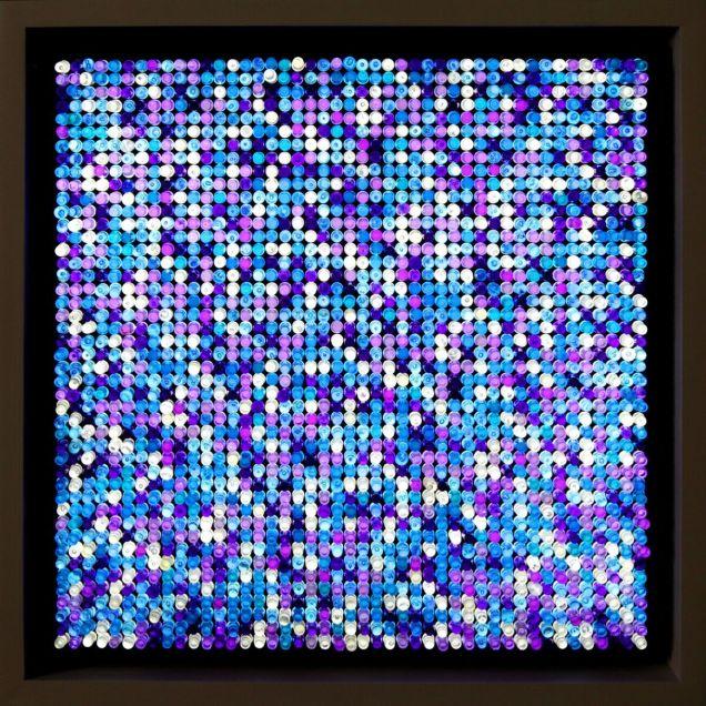 Artista de Los Angeles criptografa US$10 mil em códigos criptomonetários secretos contidos em imagens de Lego. BTCSoul.com