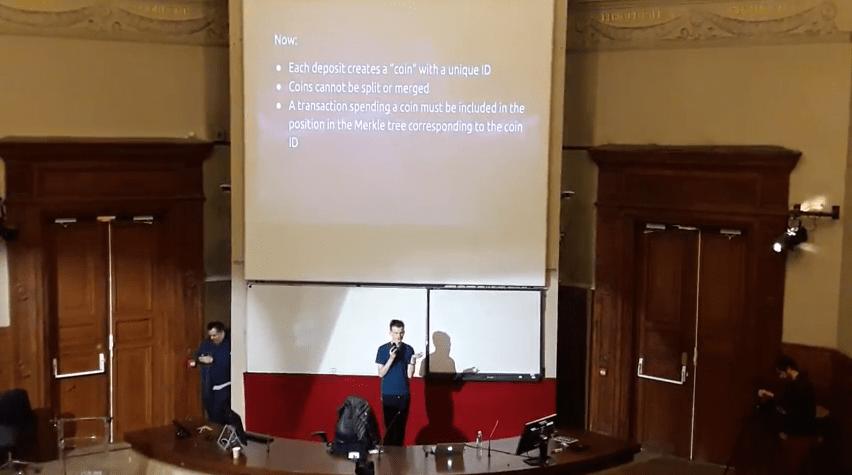 O fundador do Ethereum, Vitalik Buterin, apresentou uma solução de dimensionamento para a rede ETH, o projeto Plasma, um sistema de Contrato Inteligente projetado para aumentar o potencial de computação da segunda maior plataforma de Blockchain do mundo.