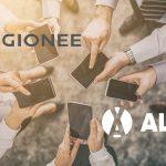 ALAX e Gionee para distribuição de jogos para celular