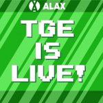 ALAX: plataforma de aplicativos em blockchain, inicia Evento de Geração de Token