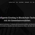 Primeiro fundo híbrido que combina investimentos em criptomoedas e imóveis é lançado na Alemanha