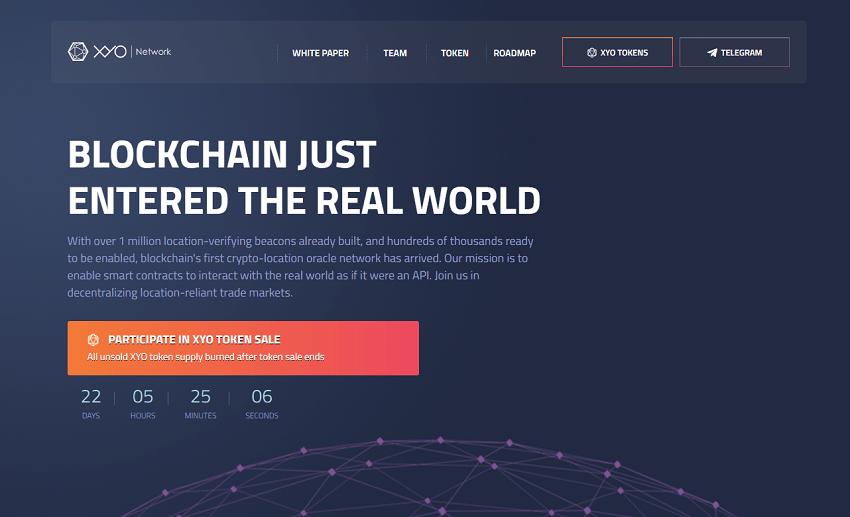 Uma das maiores dificuldades enfrentadas por qualquer tecnologia é sua condução ao mundo real – e com a Blockchain isso não é diferente. Neste artigo, falaremos sobre o projeto XYO, que de forma única e inovadora, promete realizar essa façanha.