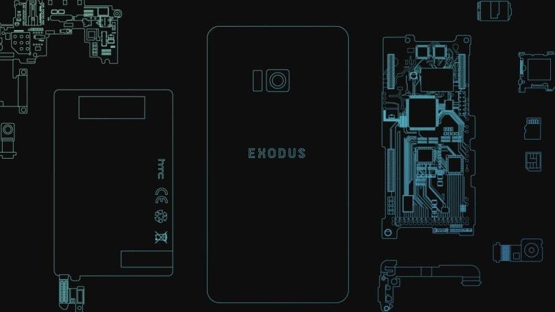 """O fabricante de eletrônicos HTC, de Taiwan, anunciou o desenvolvimento do seu """"primeiro celular com suporte nativo para Blockchain"""", o HTC Exodus. Isto foi anunciado pelo criador da HTC Vive, Phil Chen, durante a conferência Consensus, em Nova York"""