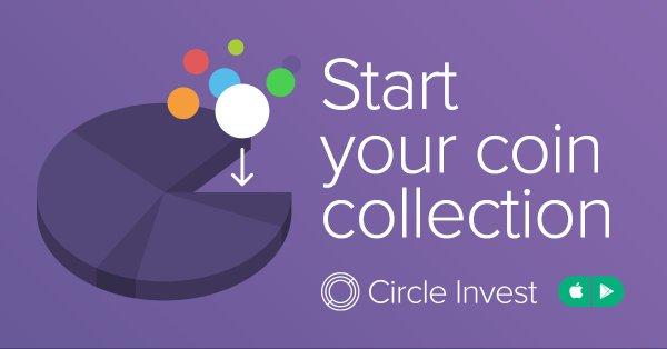 """No dia 22 de maio, a Startup Circle lançou a versão completa do aplicativo de investimento Circle Invest, adicionando o recurso """"Buy the market""""."""