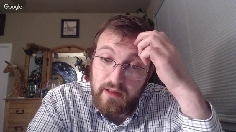 """Um dos criadores do Ethereum e """"padrinho"""" do Cardano, Charles Hoskinson, deu várias recomendações técnicas aos desenvolvedores do Bitcoin Cash, e também expressou sua disposição em realizar uma avaliação especializada dos protocolos destinados a reduzir a centralização da mineração."""