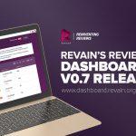 Revain introduz versão 0.7 de Dashboard: projetos podem agora se comunicar com críticos