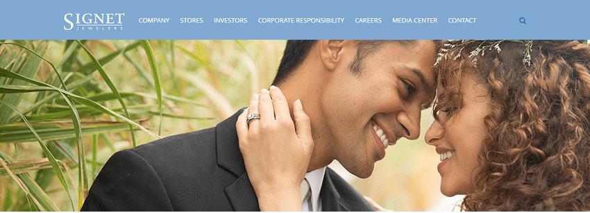 A maior varejista de joias de diamantes do mundo, Signet Jewellers, juntou-se ao projeto de Blockchain Tracr, da corporação sul-africana De Beers Group, especializada em mineração e processamento de diamantes.