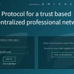 SpringRole, utilizando a tecnologia de Blockchain para fins profissionais