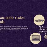 Codex, comprando produtos de maneira fácil e segura