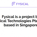 Fysical apresenta plataforma de Ethereum para comércio de dados de geolocalização