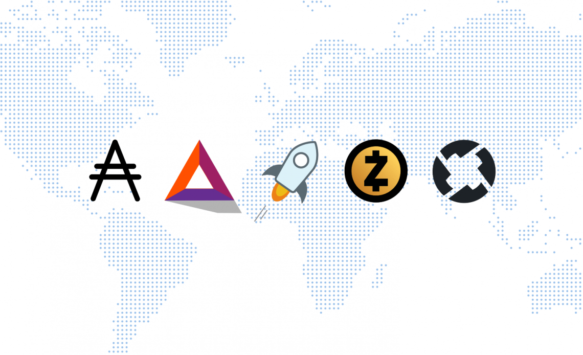 A plataforma criptomonetária Coinbase anunciou que está considerando a adição de cinco novos ativos digitais: Cardano (ADA), Basic Attention Token (BAT), Stellar Lumens (XLM), ZCash (ZEC) e 0x (ZRX).