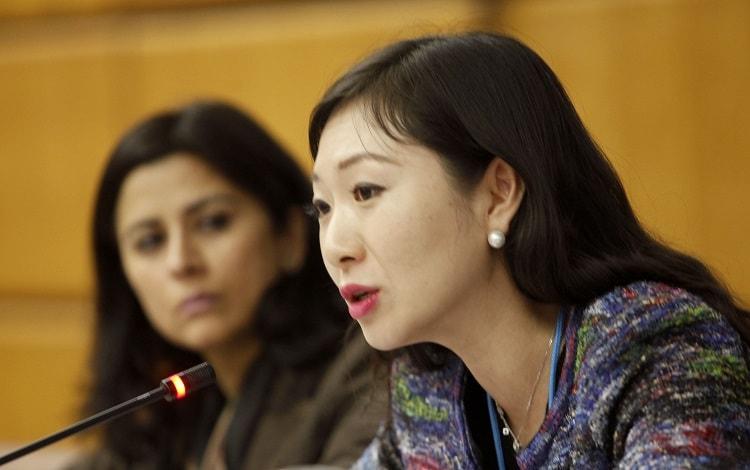 A Embaixadora da Boa Vontade das Nações Unidas para o Desenvolvimento Industrial (UNIDO), Helen Hai, liderou a fundação de caridade da Binance, que, atualmente, é a maior corretora em termos de volume de transações comerciais.