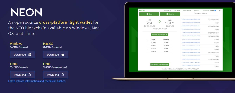 Tutorial: como criar uma carteira para guardar, enviar e receber NEO. BTCSoul.com