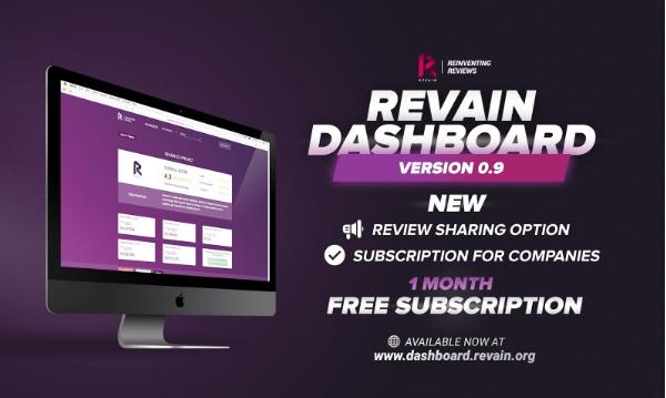 A Revain está introduzindo o primeiro serviço premium para projetos e corretoras destinado a ajudá-los a aumentar sua reputação e melhorar sua percepção na comunidade criptográfica.