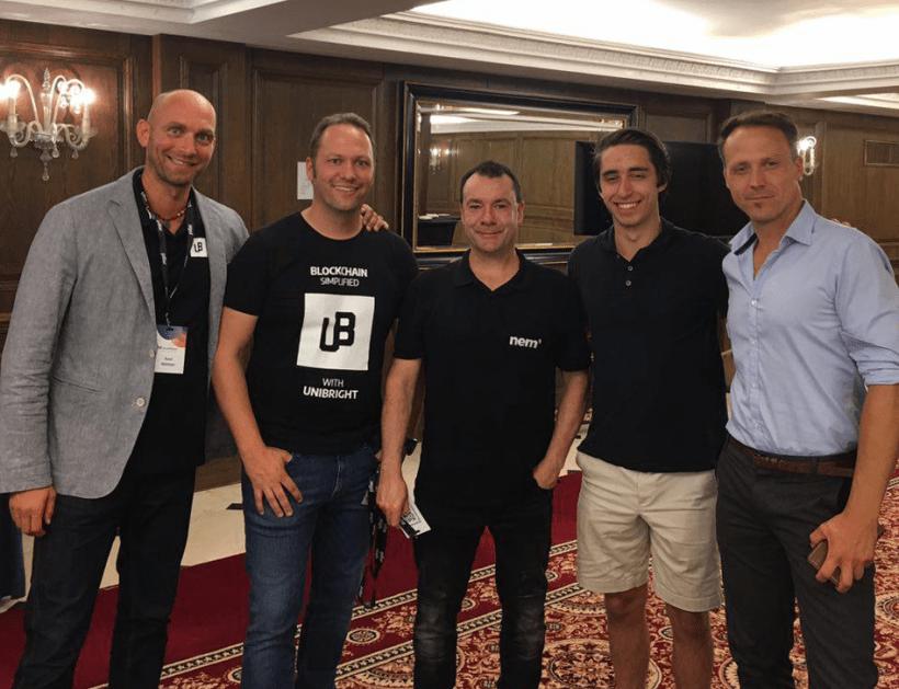 Unibright e NEM Foundation anunciam parceria estratégica. BTCSoul.com
