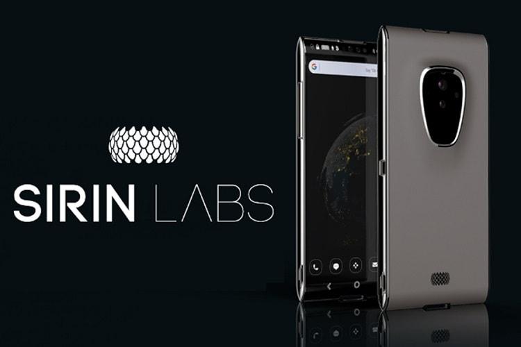 A Sirin Labs, que tem sede na Suíça, entrou no mercado com o ambicioso plano de criar uma geração de smartphones completamente seguros.