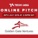 Golden Gate Ventures lança fundo de US$10 milhões em Singapura para desenvolvimento da indústria de criptomoedas