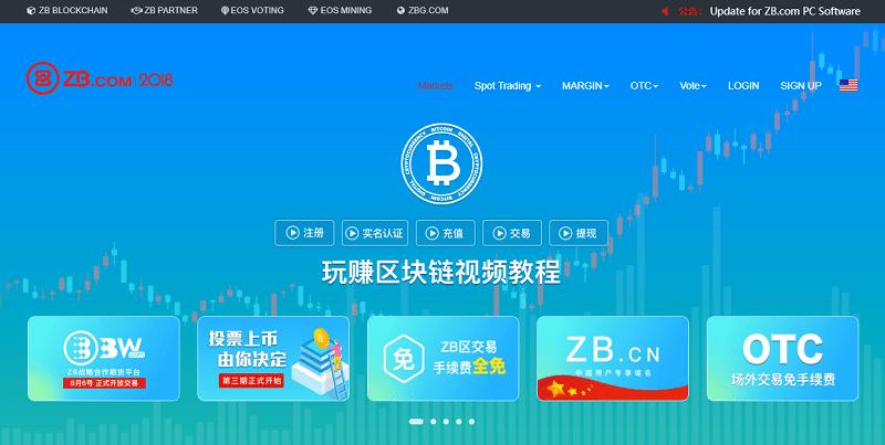 A ZB.com, quinta corretora de Bitcoin em termos de negociação diária, anunciou planos de abrir um escritório de representação em Malta.