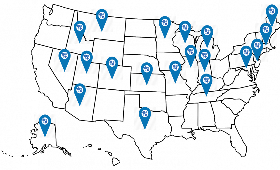 A OKCoin abriu acesso à plataforma para usuários em 20 estados americanos. Os residentes do país apenas serão capazes de fazer negociações com pares de moedas fiduciárias.