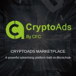 CryptoAds Marketplace conclui sua ICO