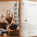 Iconiq Lab é escolhida como uma das 100 start-ups mais inovadoras
