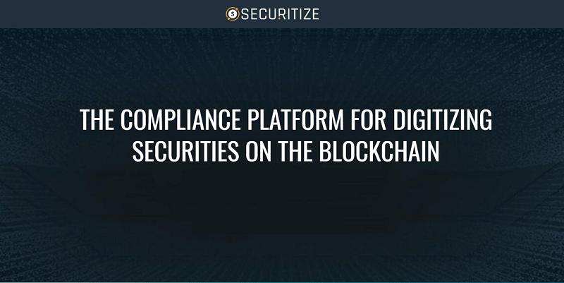 A Securitize, uma startup de Blockchain que trabalha no campo de tokens de segurança, anunciou o fechamento de uma rodada de financiamento da Série A, durante a qual levantou US$12,75 milhões.