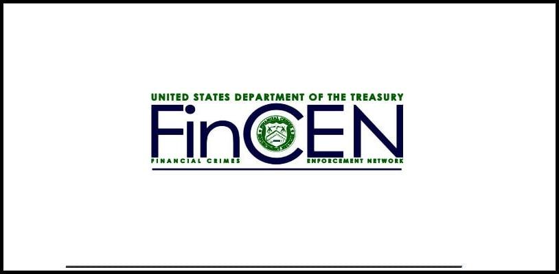A Financial Crimes Enforcement Network (FinCEN) obrigou as instituições financeiras dos EUA a fornecer informações sobre transações imobiliárias adquiridas com criptomonetárias.