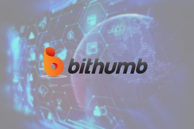 bithumb blockchain mercado