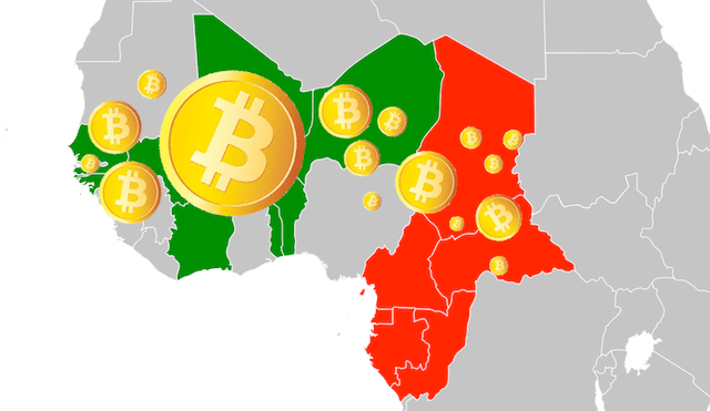 africa criptomoedas bitcoin