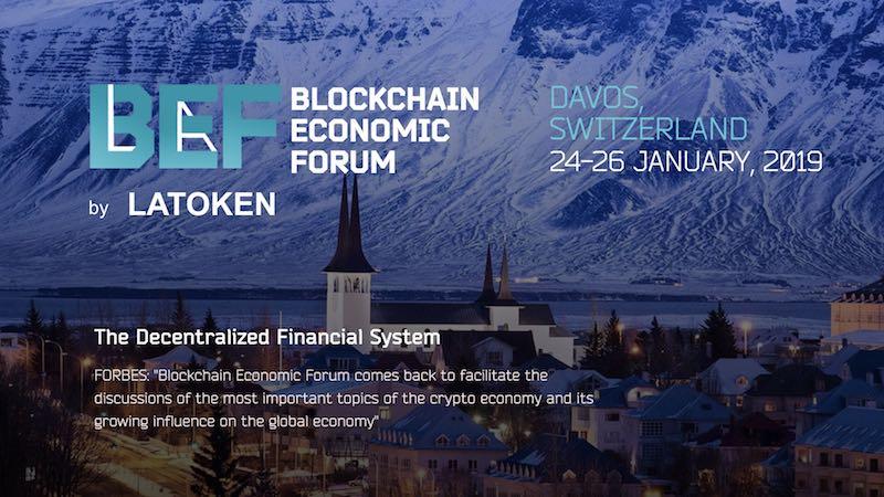 davos bef 2019 blockchain economic forum