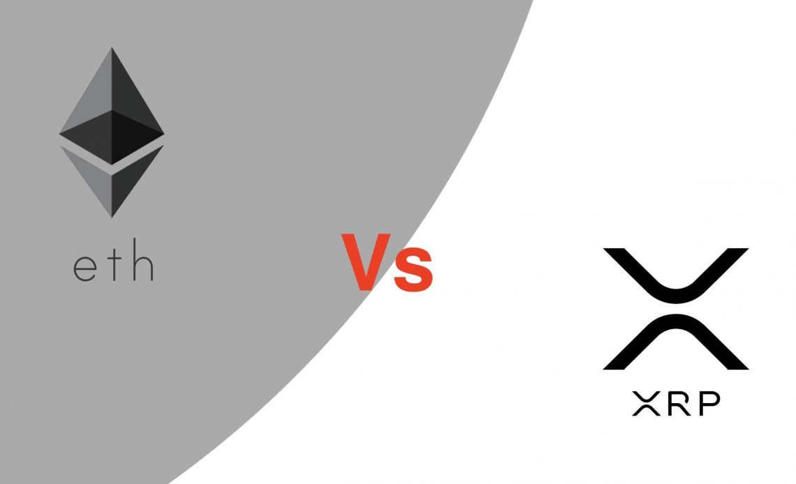 eth vs xrp ethereum ripple