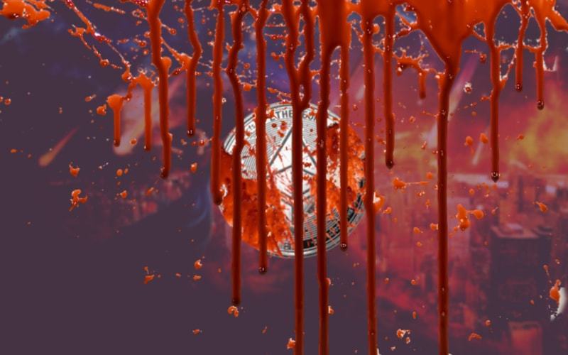 preço do ethereum apocalipse moeda sangue