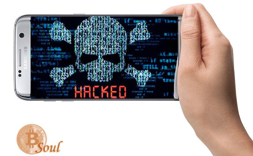 hackers criptomoedas celular