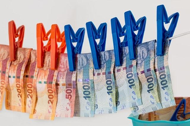 lavagem de dinheiro criptomoedas