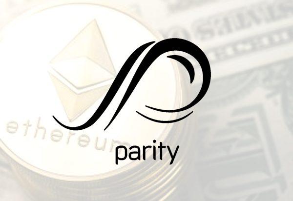 parity ethereum eth donation