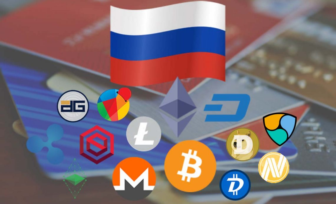 russia criptomoedas cartao debito