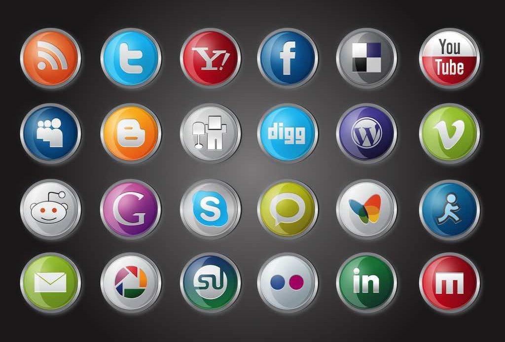 social media bitcoin