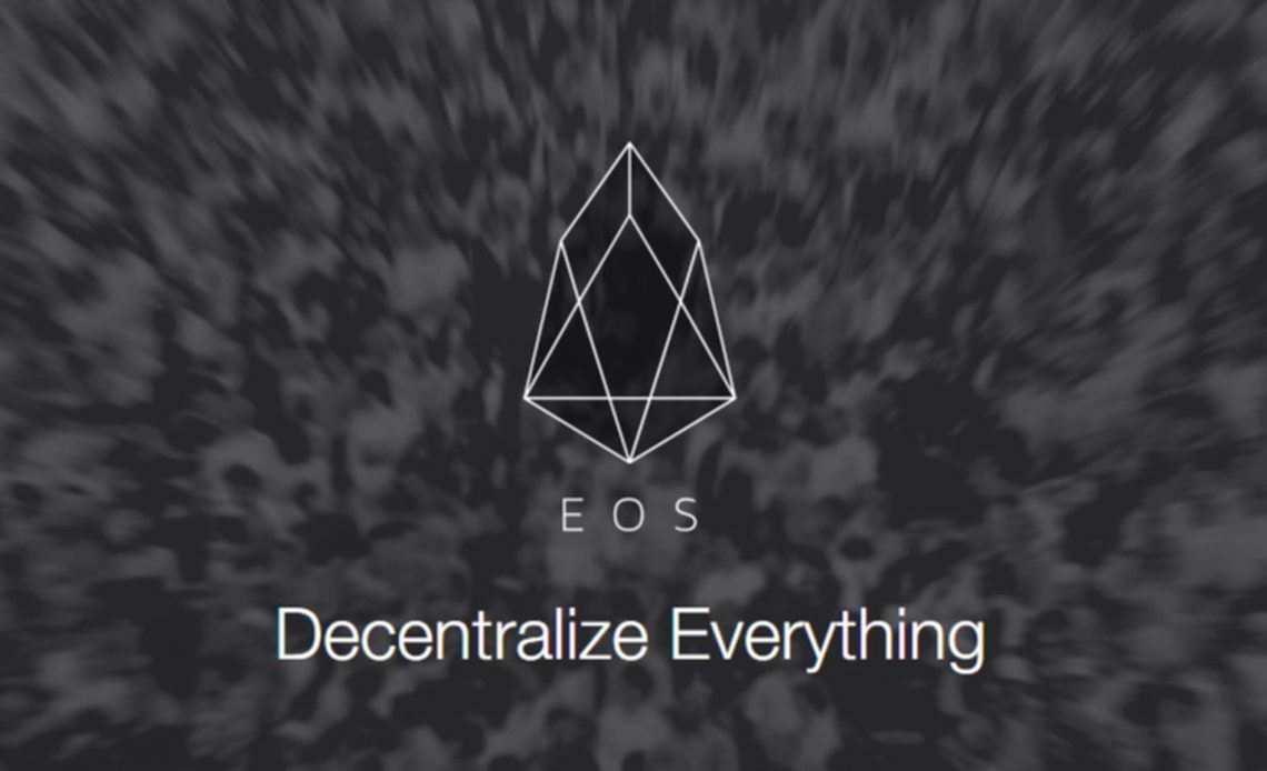 eos decentralize everything