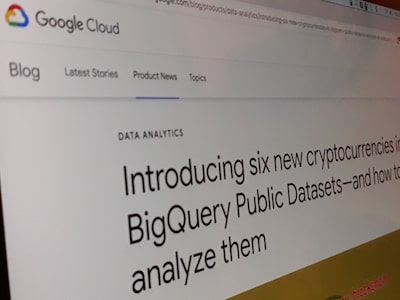 google explorer blockchains