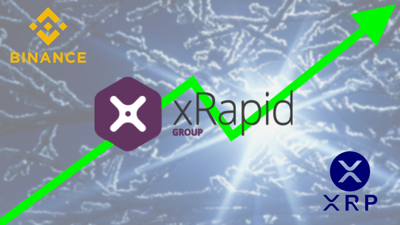 xrp ripple xrapid binance